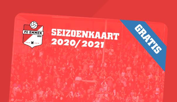 Gratis FC Emmen seizoenkaart? Stap over op FC Emmen Energy!